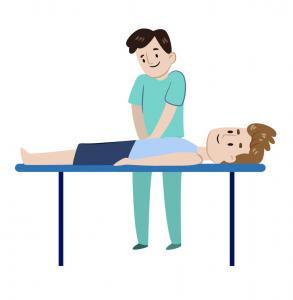 Viszerale Therapie   Physiotherapie am Wochenende   Wir sind für Sie da.