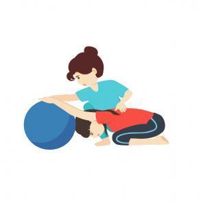 Haltungsschulung   Physiotherapie am Wochenende   Wir sind für Sie da.