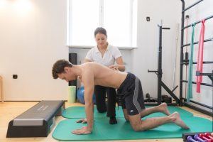 Physiotherapie am Wochenende   Wir sind für Sie da.
