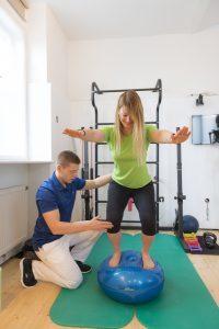 Physiotherapie am Wochenende | Wir sind für Sie da.